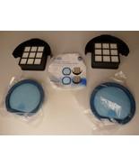 2 Pack Fette Vacuum Filter Sets Compatible w/ Hoover T-Series WindTunnel... - $30.00