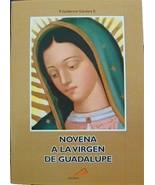 Novena a la Virgen de Guadalupe - $3.95