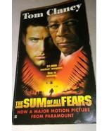 The Sum von Alle Ängste von Tom Clancy (Jack Ryan Serie, Taschenbuch) - $11.64