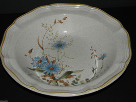 """Mikasa Blue Daisies Soup Cereal Bowl S EB804 Bowl 8 1/2"""" Lilly Of The Valley - $8.90"""
