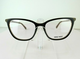 Nine West NW 5162 (210) Dark Brown / Beige 53-17-135  Eyeglass Frame - $59.35