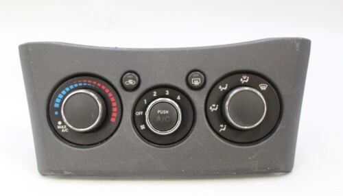 Primary image for 06 07 08 MITSUBISHI ECLIPSE CLIMATE CONTROL PANEL OEM