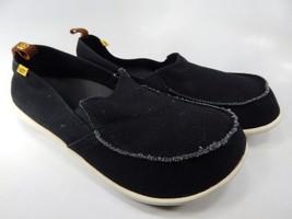Spenco Siesta Size US 9 M (D) EU 42.5 Men's Slip On Casual Loafer Shoes Black
