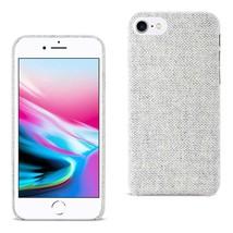 Reiko iPhone 7/8/SE2 HERRINGBONE FABRIC IN LIGHT GRAY DF01-IPHONE8LTGY - $14.31