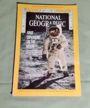 National Geographic Magazine: December 1969 [Vol. 136, No. 6] - $5.99