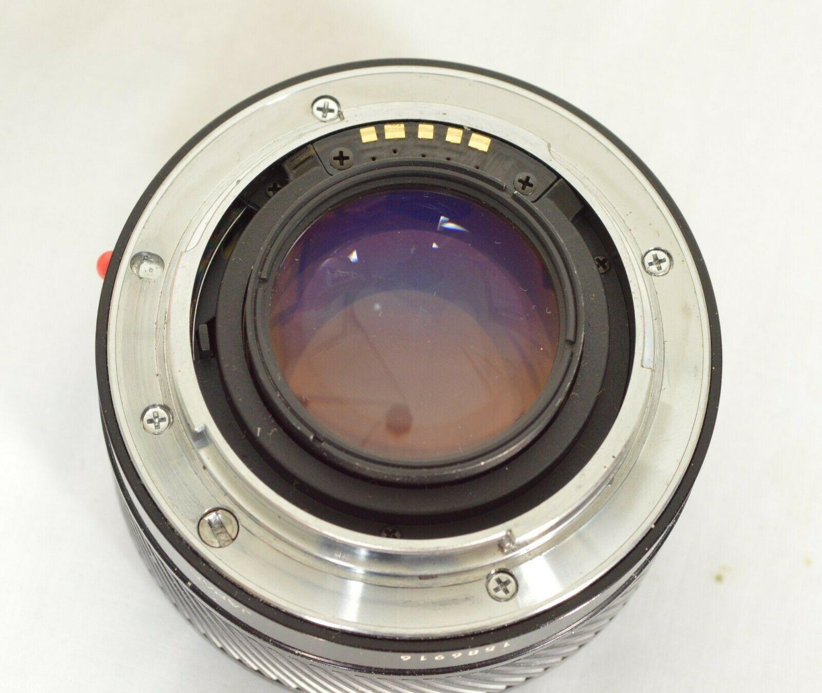 Minolta AF 50mm f/1.4 AF RS camera lens Sony Alpha A-mount image 3