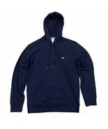Lacoste Men's Hooded T-Shirt Reg. Fit Navy Blue Long Sleeve Lightweight ... - $54.99