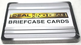 Cardinal  Deal or No Deal replacement Briefcase cards New Sealed - $5.89