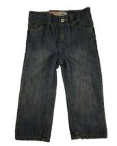 Levi's Baby Boys 514 Straight Fit Jean, Dark Grey, 12M - $21.77