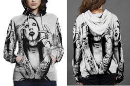 Marilyn Manson Art Hoodie Women - $45.99+