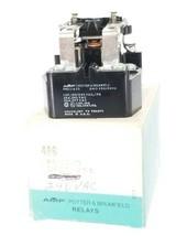 Nib Amf Potter & Brumfield PR7AY0 Relay 240VAC, 25A, 50/60HZ, 478, PR7AY0240 - $55.00