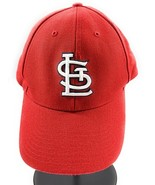 MLB St. Louis Cardinals '47 Strapback Embroidered Logo Red Baseball Cap Hat - $13.67