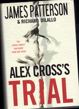 Alex Cross Trail By Patterson & Dilallo (HardCover & Large Print) - $6.95