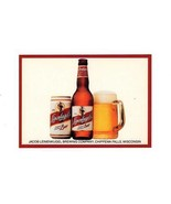 POSTCARD-JACOB LEINENKUGEL BREWING CO. CHIPPAWA FALLS, WISCONSIN  BK2 - $1.70