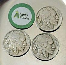 Buffalo Nickel 1927, 1928 and 1929 AA20BN-CN6078 image 7