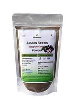 Krishna NeutraVed Jamun Seeds Powder (200 gm) Pack of 2 - $49.09