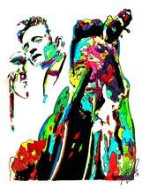 """Johnny Cash, Guitar, Vocals, Country Music, Gospel, Folk, 18""""x24"""" Art Print - $19.99"""