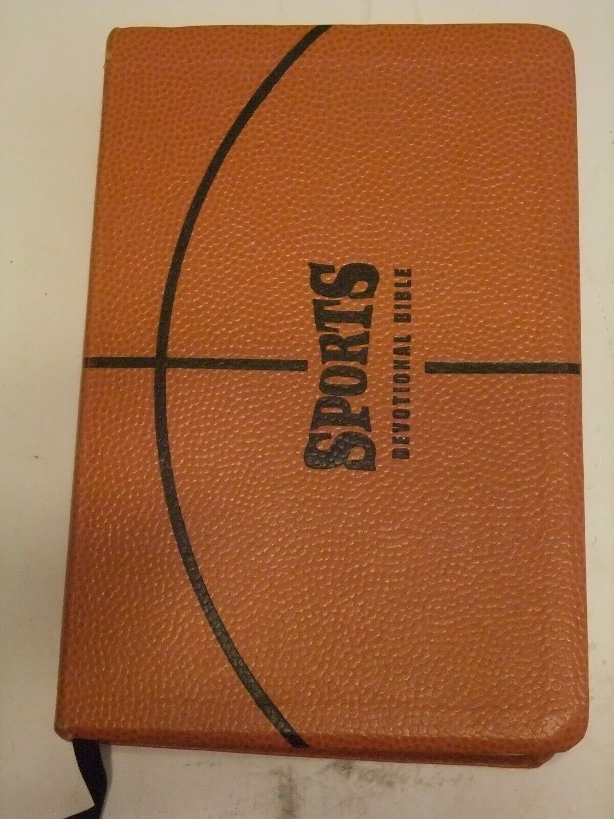 Primary image for Zondervan SPORTS DEVOTIONAL BIBLE By David Branon