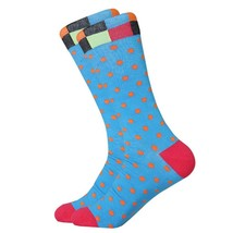 1648C man socks color combed cotton autumn winter warm breathble couple ... - $26.91