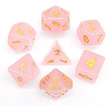 HD Polyhedral DND Dice Sets for Dungeons and DragonsD&D Role Playing GameRPG,MTG