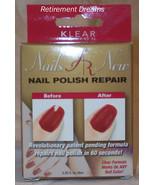 Nail Polish Repair Lot of 2 KLEAR ACTION NAILS AR NEW - $9.00