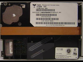 1GB 50-Pin SCSI DFHS-S1F IBM Vintage Hard Drive Tested Good Our Drives Work - $24.45