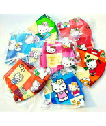 3 PACK Adult HANDMADE FASHION FACE COVER MASK HK heart Hello kitty cat r... - $14.84