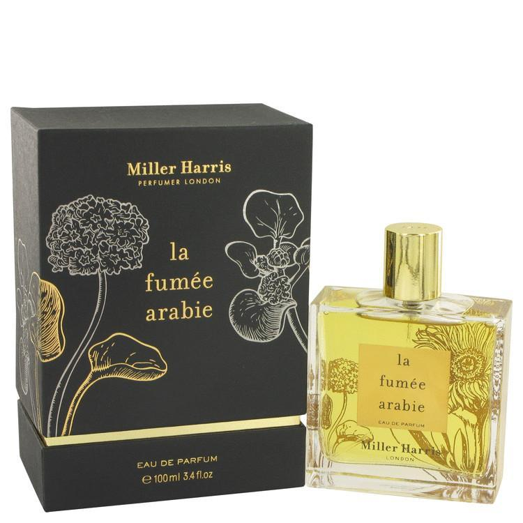 La Fumee Arabie by Miller Harris Eau De Parfum Spray 3.4 oz for Women