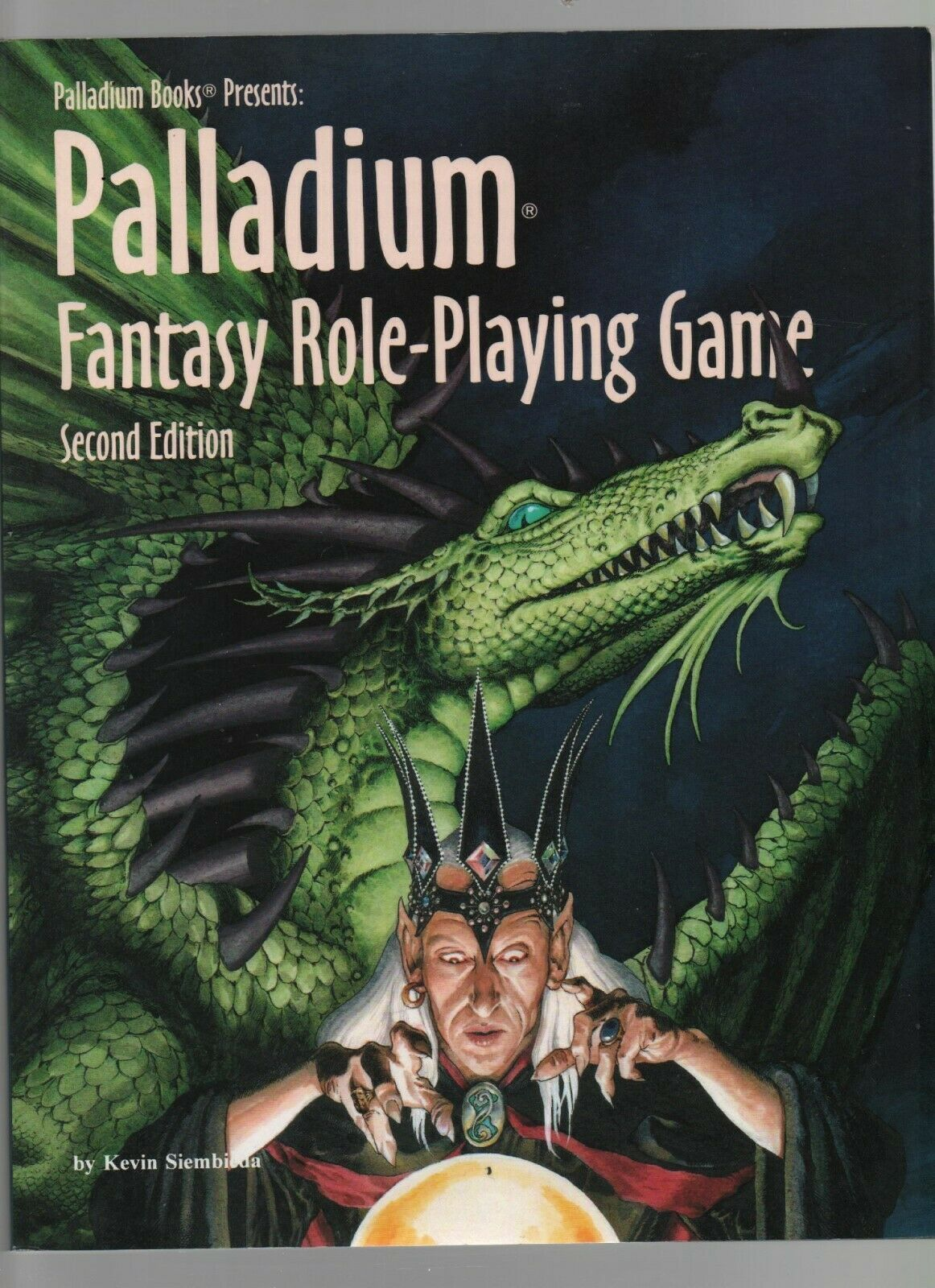 Primary image for Palladium Fantasy Role-Playing Game - Second Edition - SC - 2014 Palladium Books