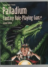 Palladium Fantasy Role-Playing Game - Second Edition - SC - 2014 Palladi... - $18.61
