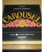 Rodgers & Hammerstein's Carousel Original TV Recording Album LP Armstrong - $7.99