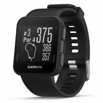 BRAND NEW!! Garmin Approach S10 GPS Golf Watch - Black            Discou... - $135.58