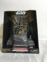 Micro Machines Star Wars Boba Fett Titanium Die Cast Series 2006 NIB - $16.45