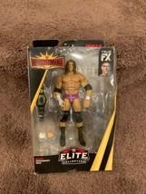 TRIPLE H WWE Mattel Wrestlemania 35 Elite Action Figure World Title Belt... - $17.50