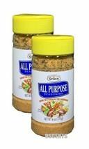 Grace All Purpose Seasoning  6 Oz Pack of 2 bottles - $16.82