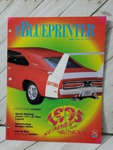 AMT Ertl Blueprinter Newsletter Volume 9 Issue 4 muscle charger Camaro z-28 (A6) - $11.88