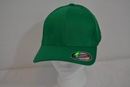 Green Baseball Cap FlexFit L/XL - $19.35