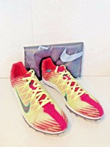"""""""NIKE-TRACK & FIELD"""" WOMENS NEW MULTI-COLOR RUNNING SHOES SIZE 11 EU43 - $5.95"""
