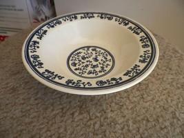 Homer Laughlin cereal bowl (Sturbridge) 1 available - $3.12