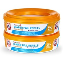 Munchkin Arm and Hammer Diaper Pail Refill Rings, 544 Count - $19.76