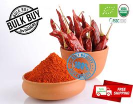 Red Chili superfine Powder 100% High Quality Pure natural organic Ceylon... - $5.37+