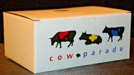 "CowParade ""Jazzy Cow"" # 9185 Westland Giftware AA-191870 Vintage Collectible image 4"