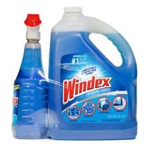 Windex Original Glass Cleaner (128 oz. refill + 32 oz. trigger) - $29.00
