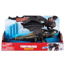 Dreamwork Dragons Dragon Blaster TOOTHLESS - $48.74