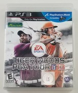Tiger Woods PGA Tour 13 PS3 Game Complete Playstation 3 - $12.19