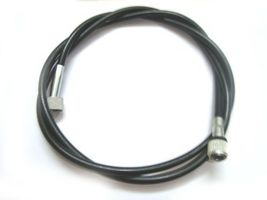 """NEW 4' 10"""" SPEEDOMETER CABLE FOR TRIUMPH TIGER 90 1957-67 MODELS - $7.23"""