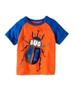 Garanimals Toddler Boys Graphic T Shirt Size 5T NEW Don't Bug Me Orange ... - $9.89
