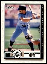 1999 Upper Deck Retro George Brett Kansas City Royals #90 - $3.91
