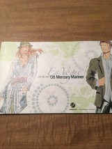 2008 Mercury Mariner Original Sales Brochure - $9.89