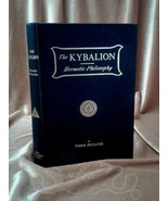 THE KYBALION Hermetic Philosophy Three Initiates Yogi Publications 1980 ... - $63.35